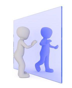 """""""Espejito, espejito, ¿quien es el más …….egoista del mundo?""""Relación en pareja"""