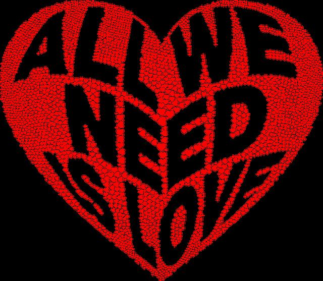 Amor al prójimo es todo lo que necesitamos